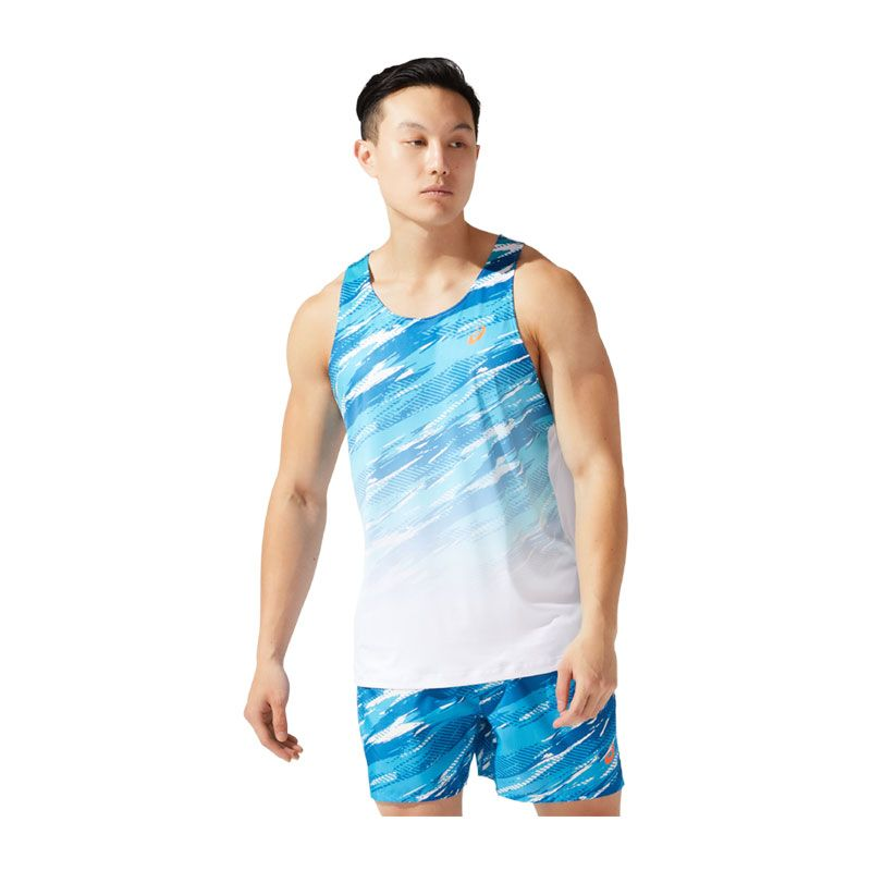 Asics Color Injection Singlet herr