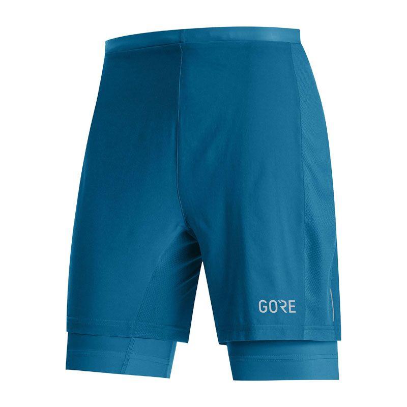 Gore R5 2 in 1 shorts herr
