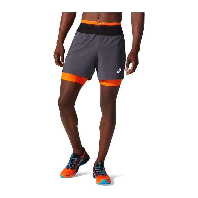 Asics Fujitrail Shorts herr
