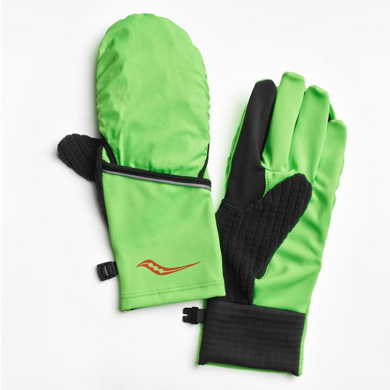 Saucony Fortify Convertible Glove