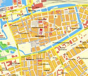 karta över malmö city Runners' Store karta över malmö city